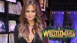 chrissy teigen wrestlemania 34 invite stephanie mcmahon wwe