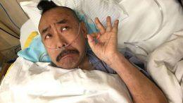yamaguchi san update doing better stroke breathing shunsuke wwe