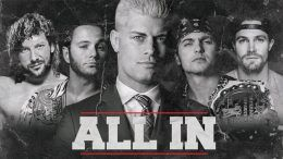 all in date announced cody rhodes young bucks