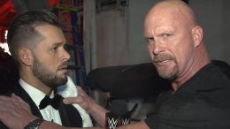 raw 25 stone cold steve austin promo after show video
