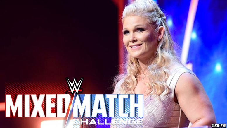 beth phoenix wwe mixed match challenge facebook commentary team