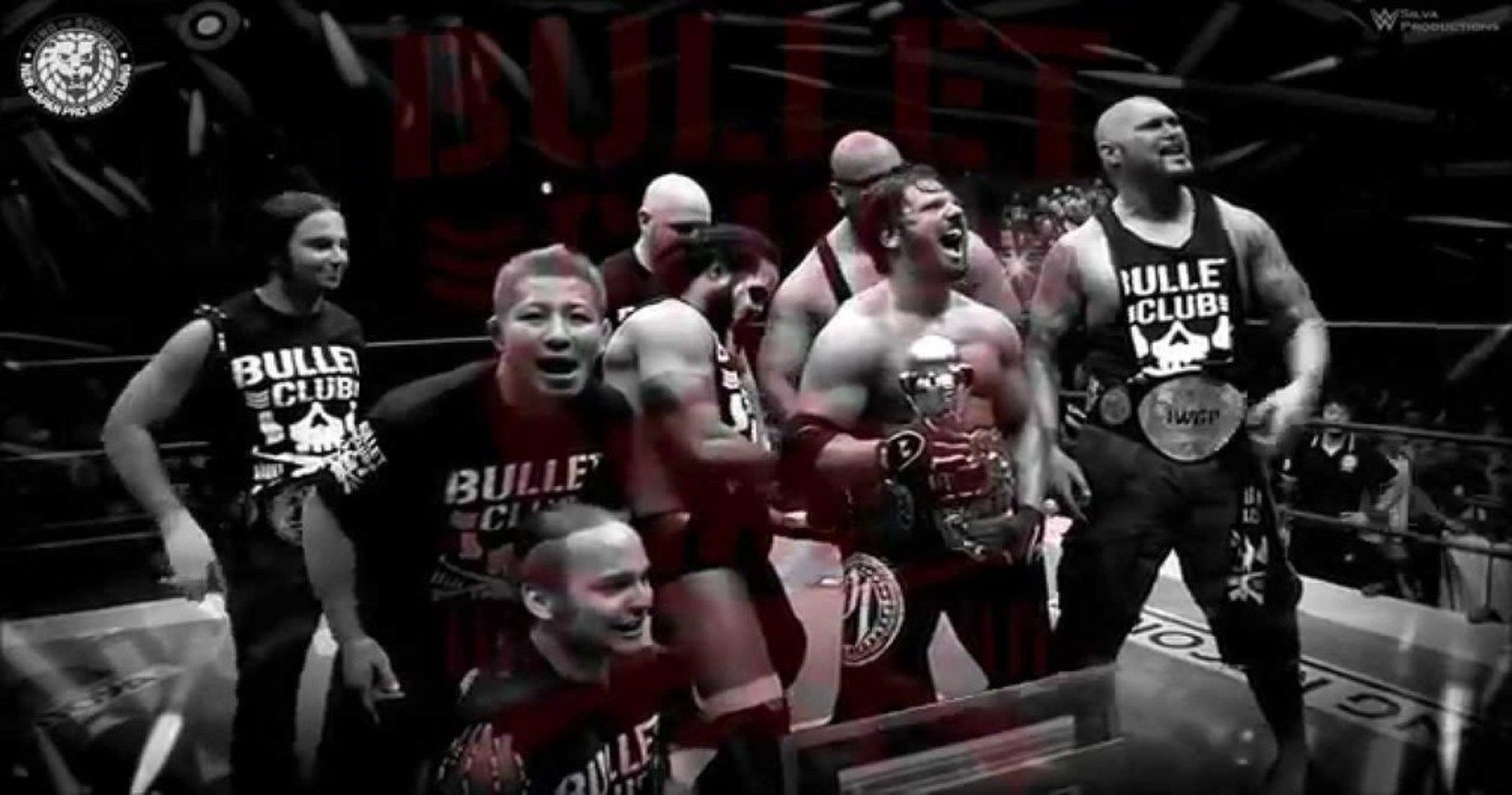 bullet club wwe reference name drop removed finn balor karl anderson luke gallows