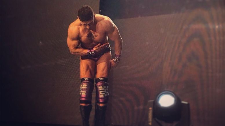 ec3 ethan carter gone impact wrestling written off contract expires
