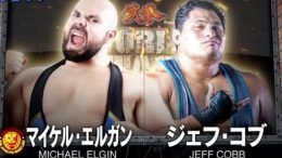 michael elgin jeff cobb comments unacceptable smell njpw