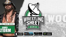 wrestling sheet radio january 25 edition james storm xfl enzo amore raw 25