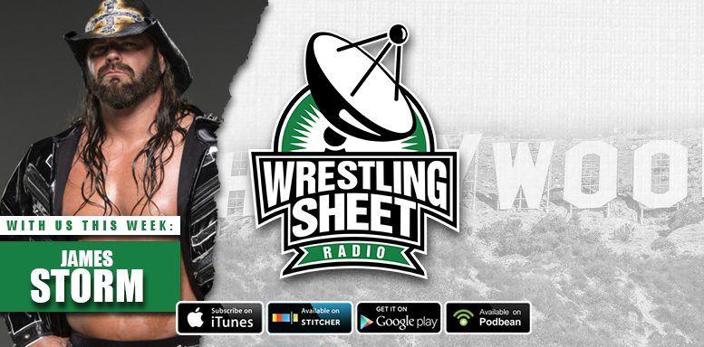 wrestling sheet radio january 25 edition james storm xfl enzo amore raw 25