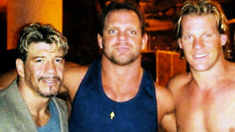 chris benoit wrestle kingdom 12 benoit eddie guerrero