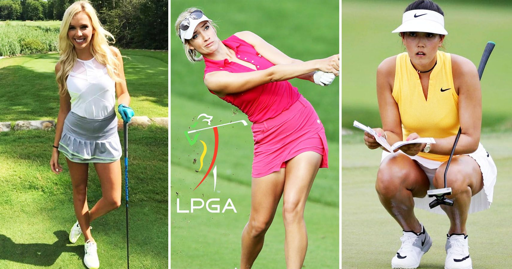 Sexy women of the lpga