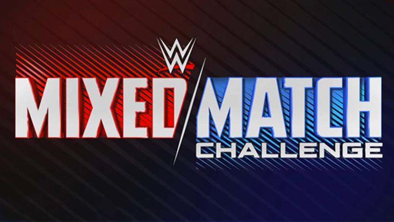 brackets mixed match challenge wwe facebook