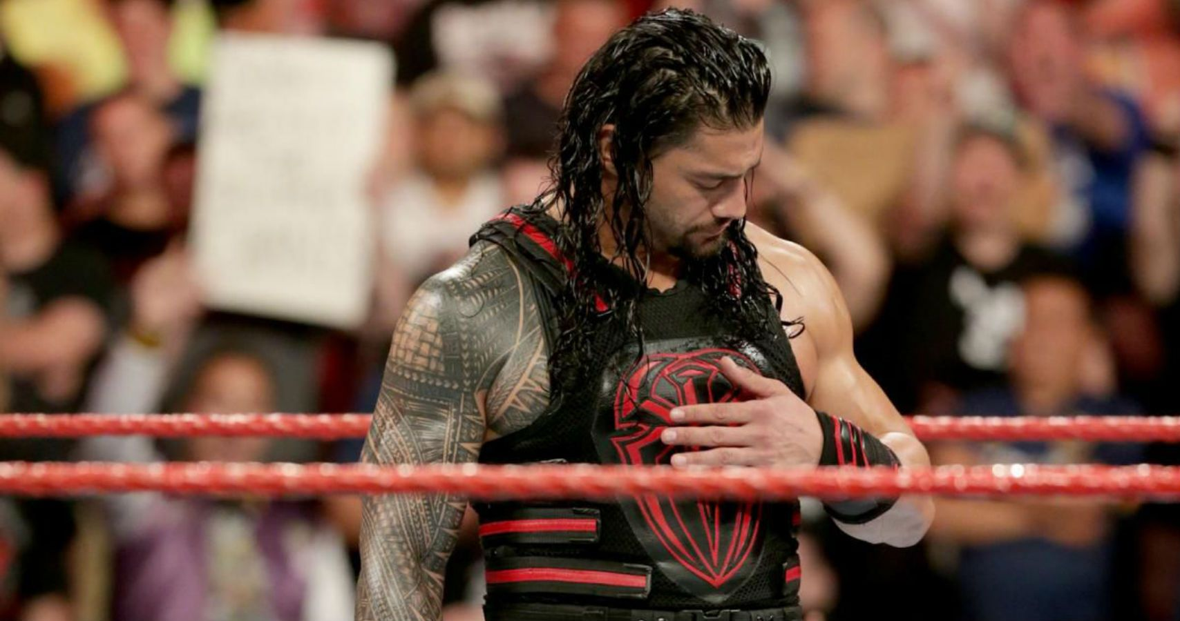 roman reigns denies steroid allegations distributor