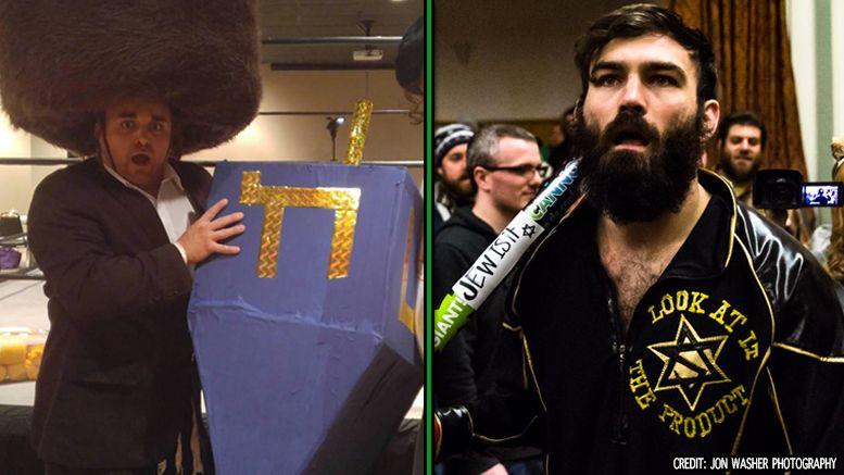 david starr mathias glass fake hasidic jewish wrestler