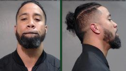 jey uso arrested dwi driving while intoxicated wwe