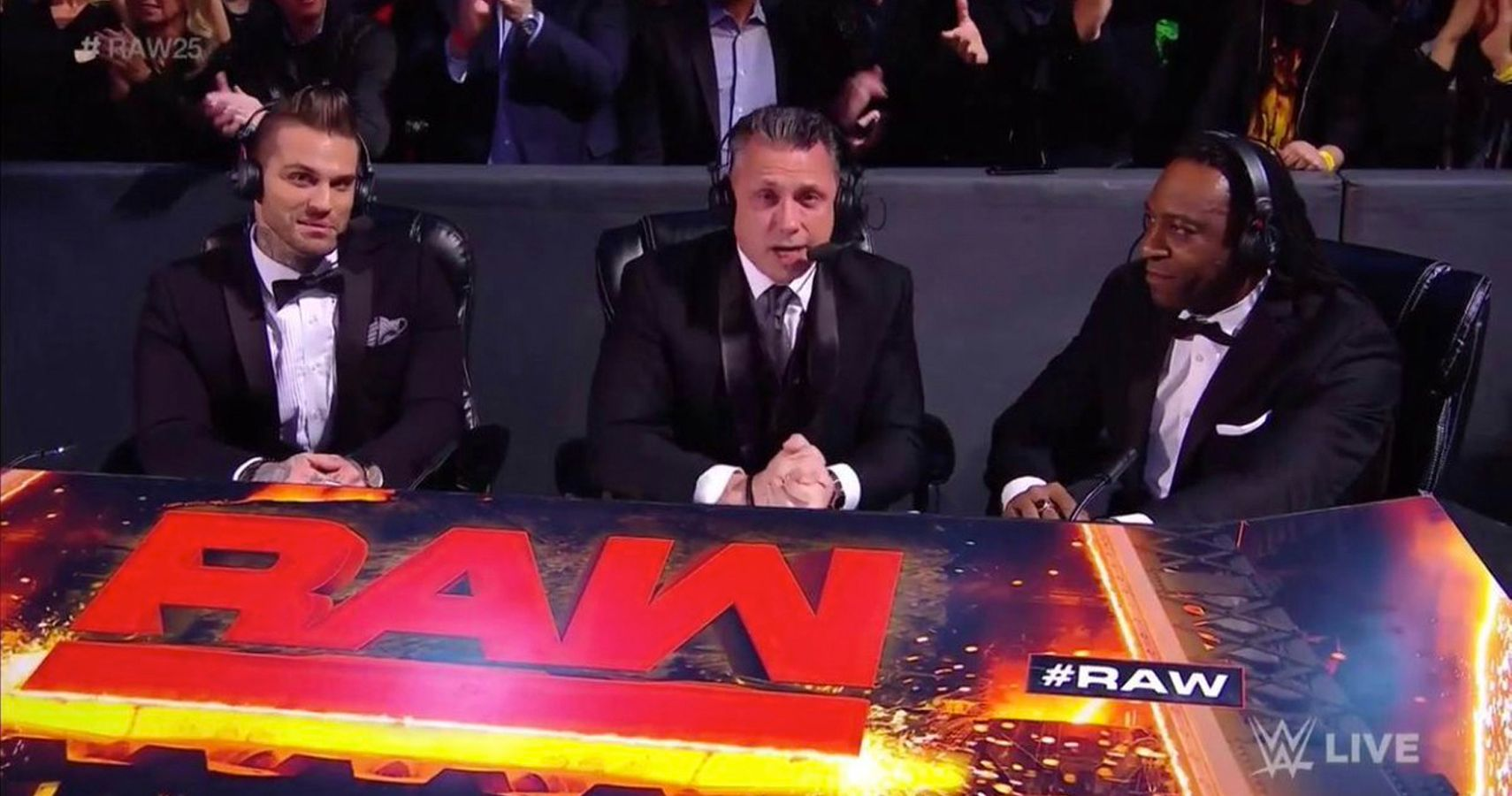 September 3rd, 2018 FURY Corey-Graves-Michael-Cole-Booker-T