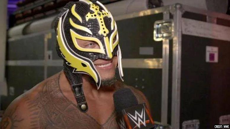 rey mysterio wwe contract talks wrestlemania