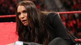 cyberbullying stephanie mcmahon twitter feed awful lilian garcia podcast interview chasing glory