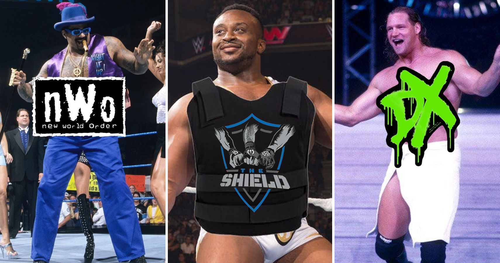 Wrestlers You Had No Idea Almost Joined Major Stables