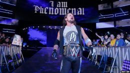 aj styles medical update wrestlemania 34 triple h interview