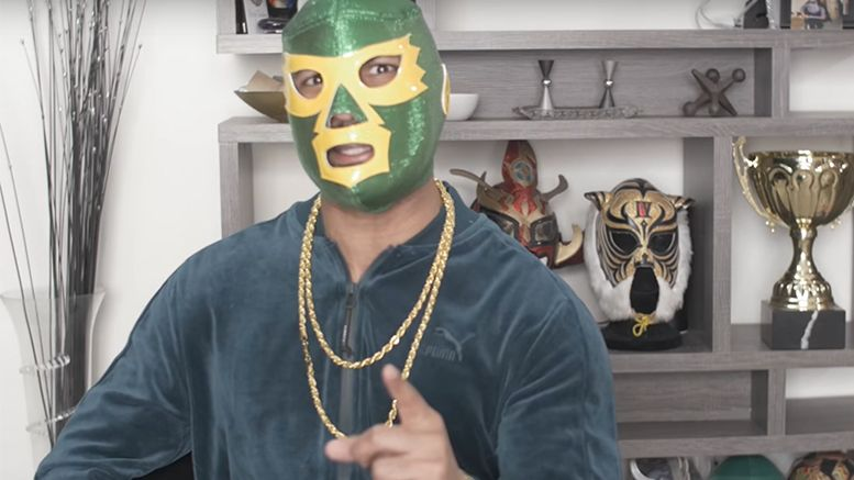 chico el luchador mockumentary video being the elite