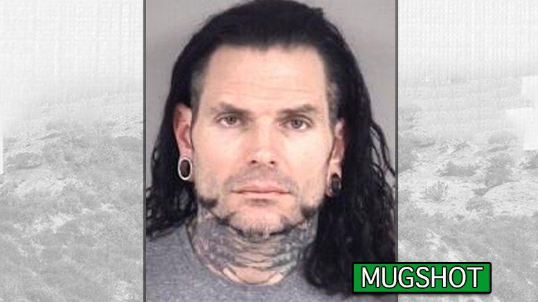jeff hardy arrested mugshot dwi