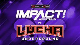 lucha underground impact wrestling event set wrestlemania weekend