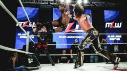major league wrestling mlw signs tv television deal fusion