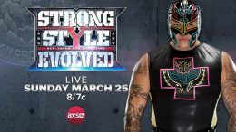 rey mysterio njpw strong style evolved not appearing wrestling full card announced