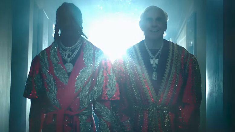 ric flair drip offset song music video