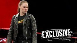 ronda rousey raw reason absence all before wrestlemania