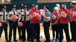 super troopers smackdown live dodgeball game night wwe