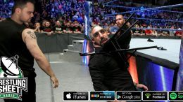 wrestling sheet radio podcast ryan satin jamie iovine