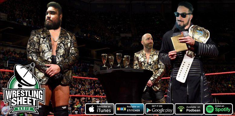 wrestling sheet radio march 9 lucha underground