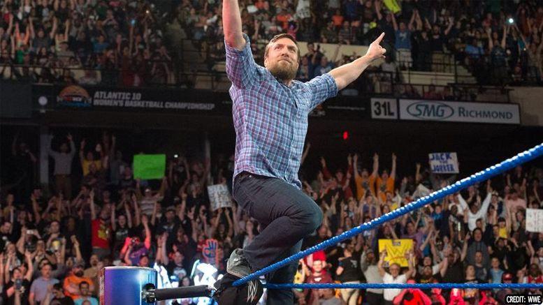 daniel bryan cleared wwe wrestlemania 34