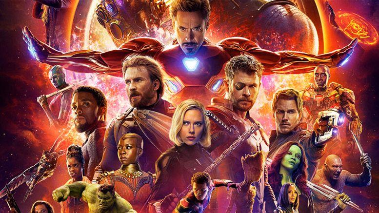 infinity war wwe mashup trailer