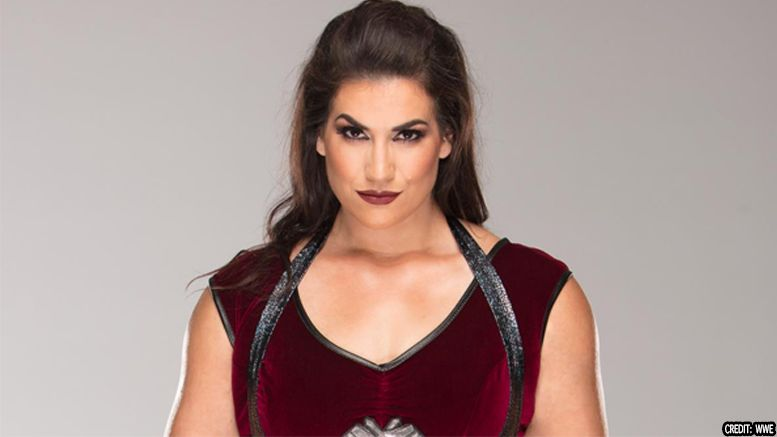 sage beckett released let go fired wwe nxt rosie lottalove mae young classic