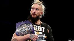 enzo amore update social media return cryptic message