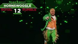 hornswoggle wwe greatest royal rumble video