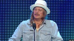 kid rock wwe hall of fame speech slam democrats video