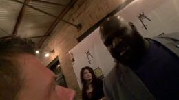 mark henry impact wrestling twitch stream video cameo