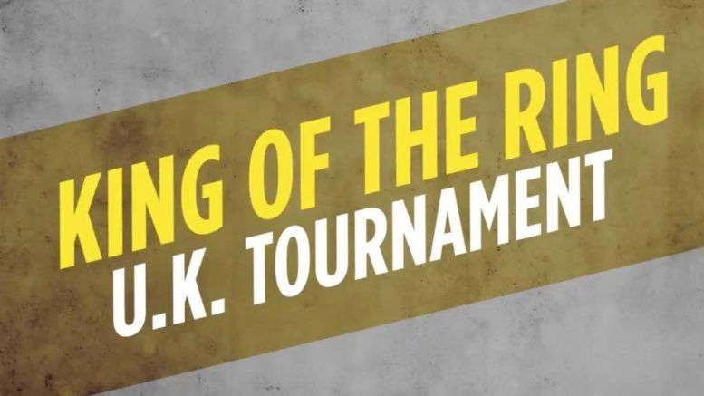 king of the ring uk tournament triple h details