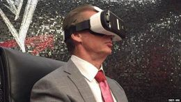 wrestlemania weekend augmented reality virtual video