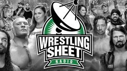 wrestlemania 34 preview wrestling sheet radio