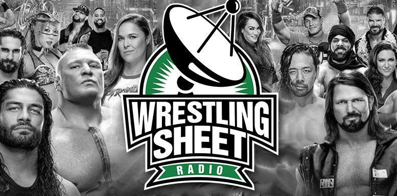 wrestlemania 34 preview wrestling sheet radio