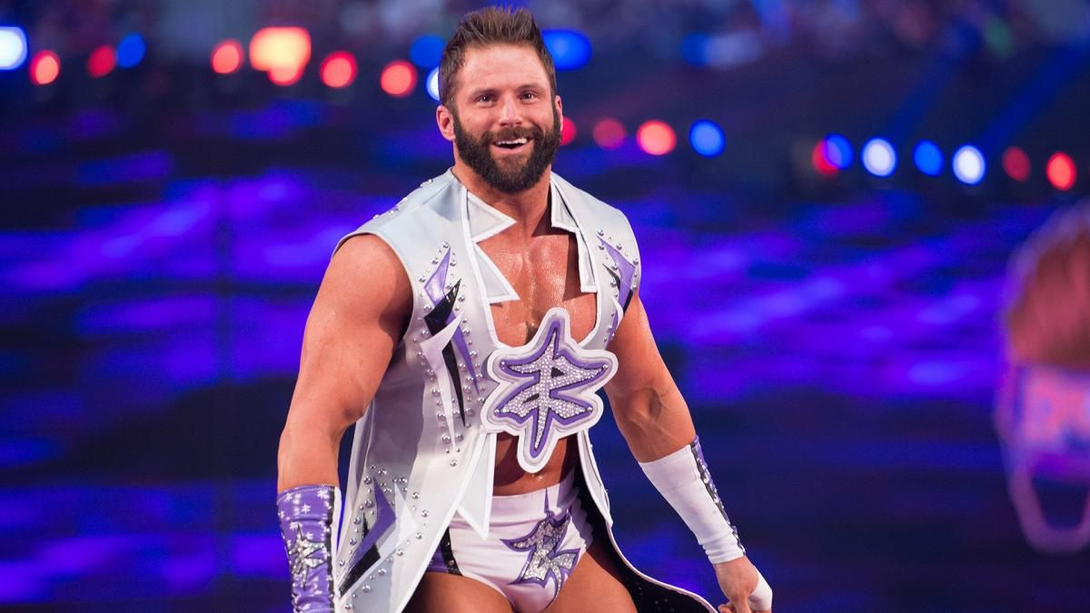 Zack Ryder Suffers Injury During Main Event Taping