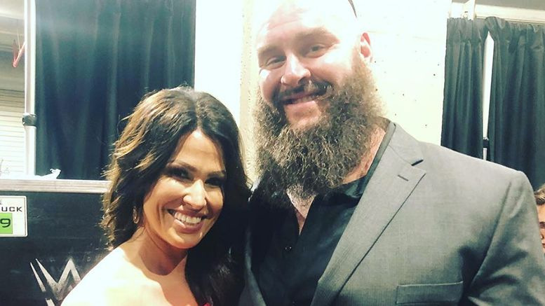 Braun Strowman And Karen Jarrett Buried The Hatchet ~~~karen jarrett announced that she would be giving her side of the story next week and suggested that kurt dress for the occasion. braun strowman and karen jarrett buried