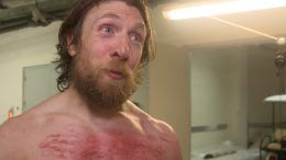 daniel bryan chest roderick strong video reaction chops greatest royal rumble