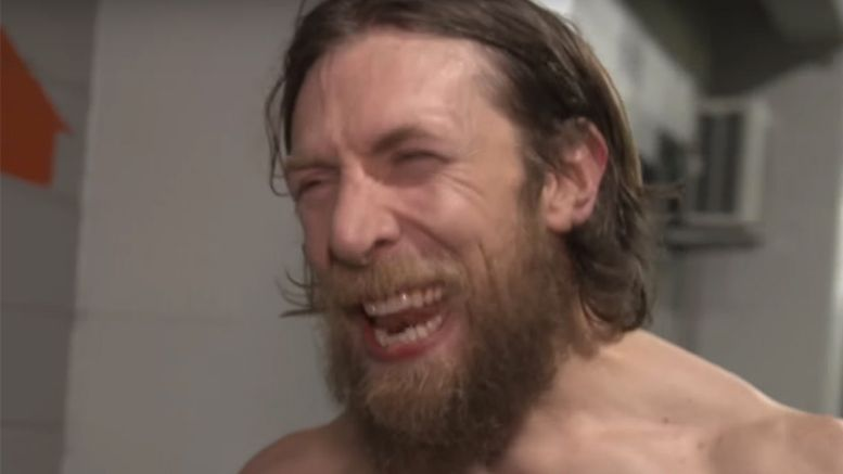 daniel bryan reaction wrestlemania video interview