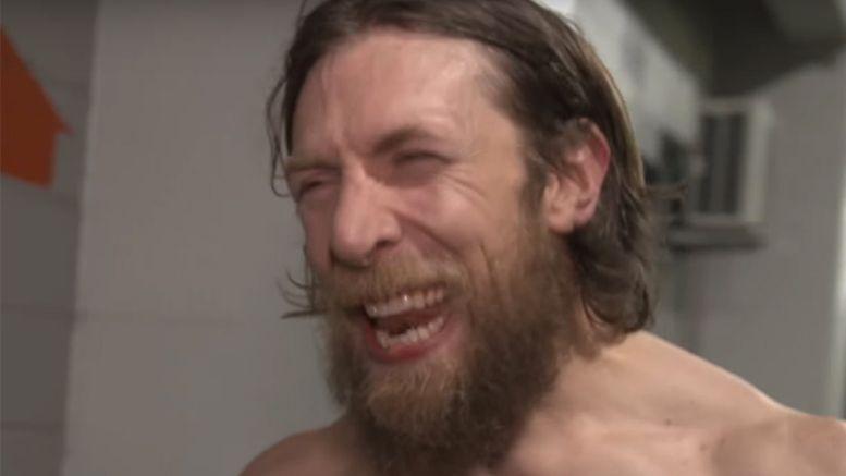 daniel bryan reaction wrestlemania video interview