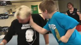 james ellsworth wrestles child video