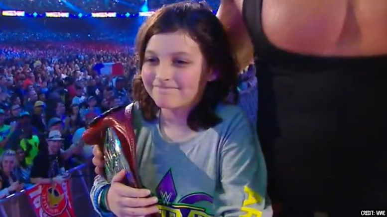 nicholas wwe wrestlemania braun strowman surprise tag team partner