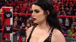 paige retires wrestling wwe raw video